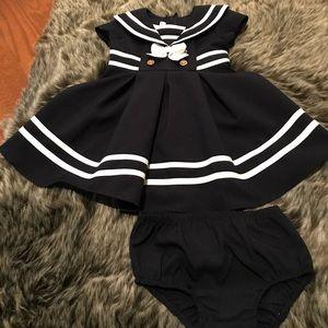Jessica Ann Sailor Girl Dress
